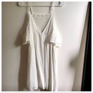 NWOT White Missguided Dress!